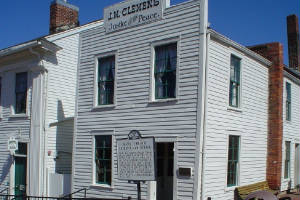 J. M. Clemens' Law Office, Hannibal, Missouri